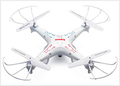 Receive a free HUB Quadcopter