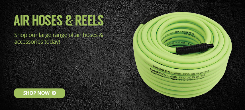 Air Hoses and Reels