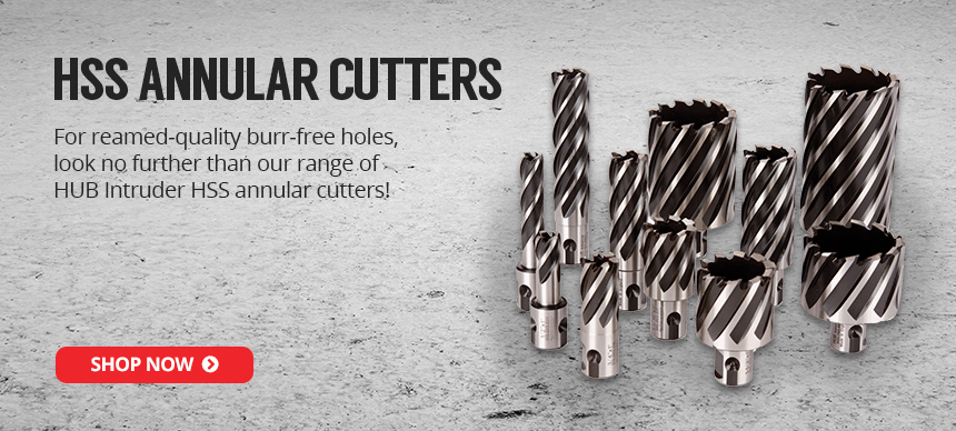 HUB Intruder HSS Annular Cutters