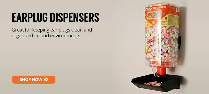 Earplug Dispensers