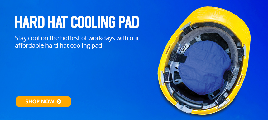 Hard Hat Cooling Pad