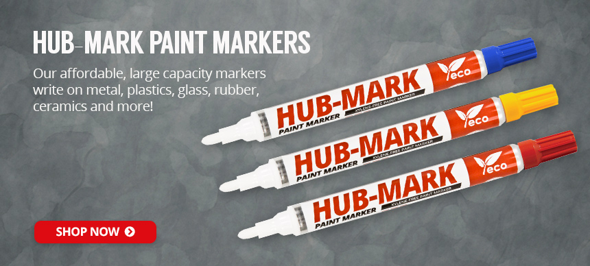 HUB Paint Markers