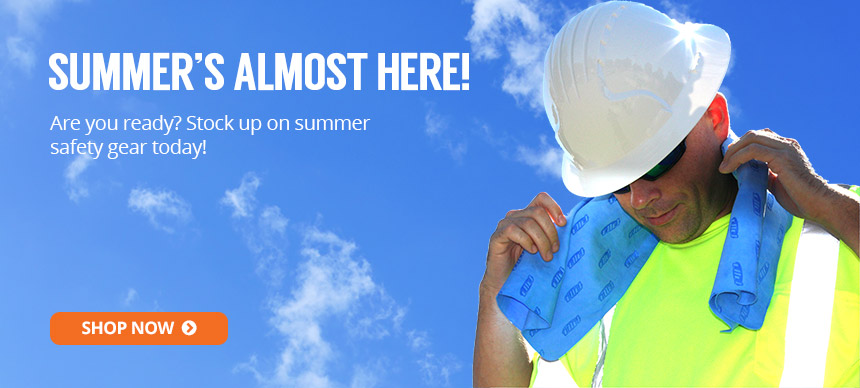 Summer Safety Gear
