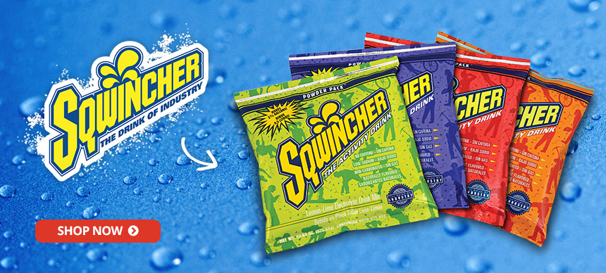 Sqwincher Thirst Quenching Drinks